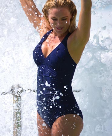 Bust Support Swimwear