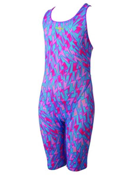 Maru Girls Lightning Strike Pacer Legsuit - Pink