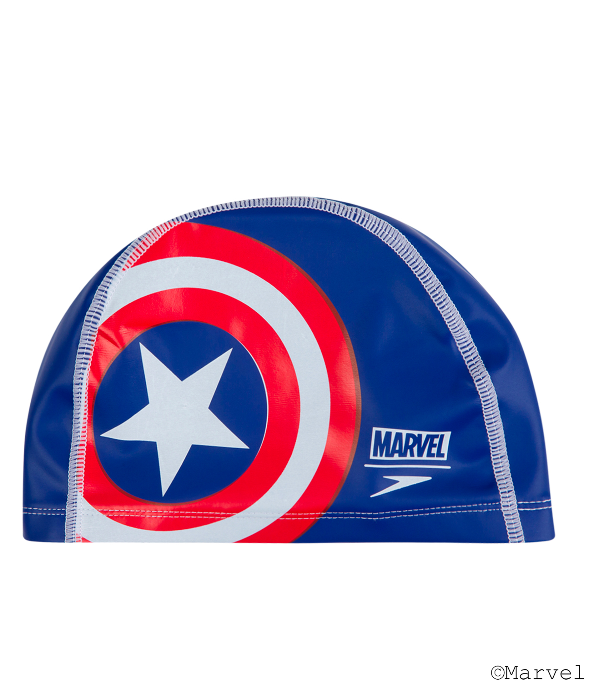 Speedo Marvel Captain America Printed Pace Cap