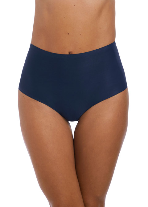 Fantasie Lingere Smoothease Invisible Stretch Full Brief - Navy