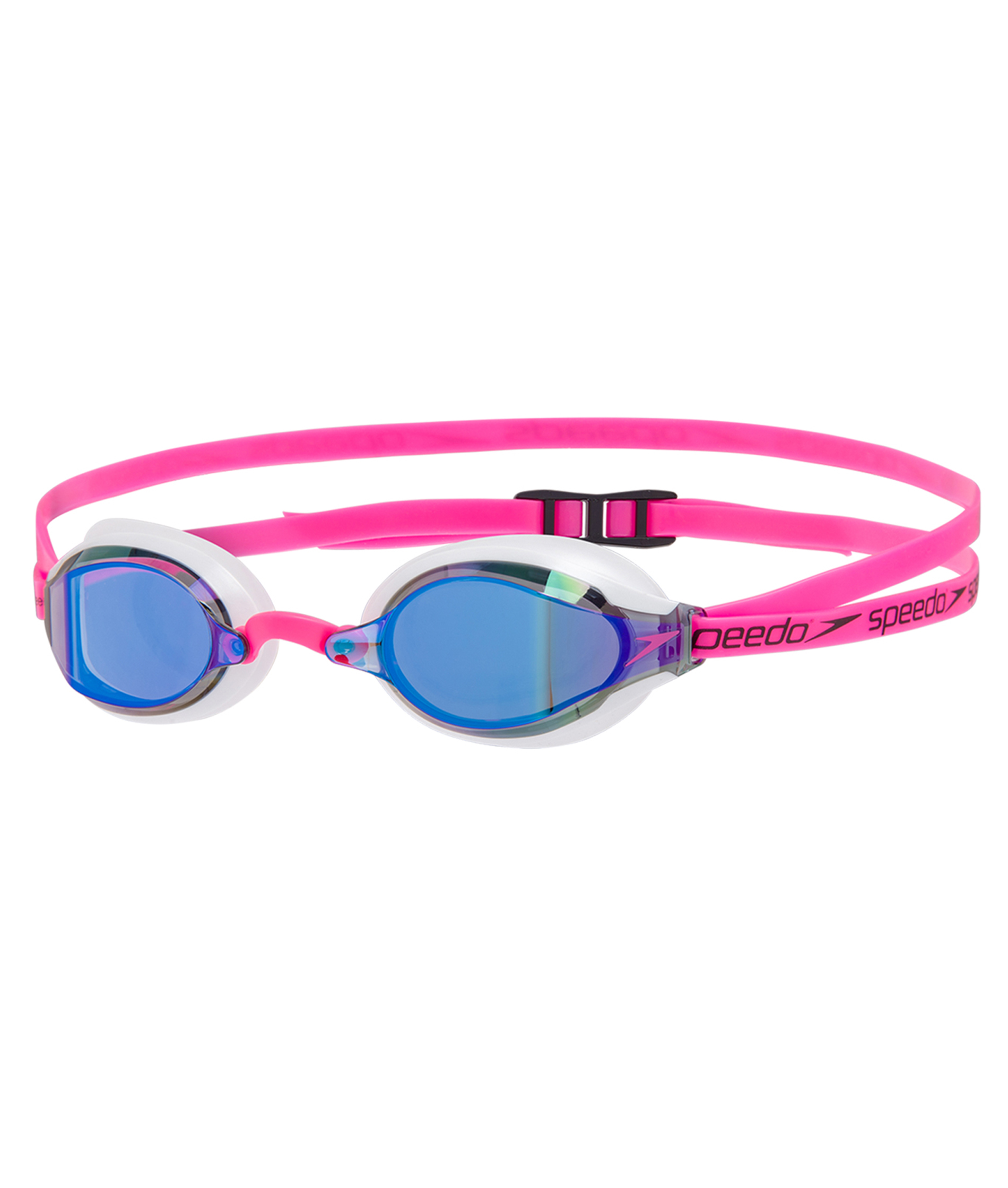 Speedo Fastskin Speedsocket 2 Mirror Goggle - Pink/Blue