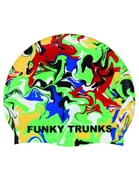 Funky Trunks Stupified Swim Cap