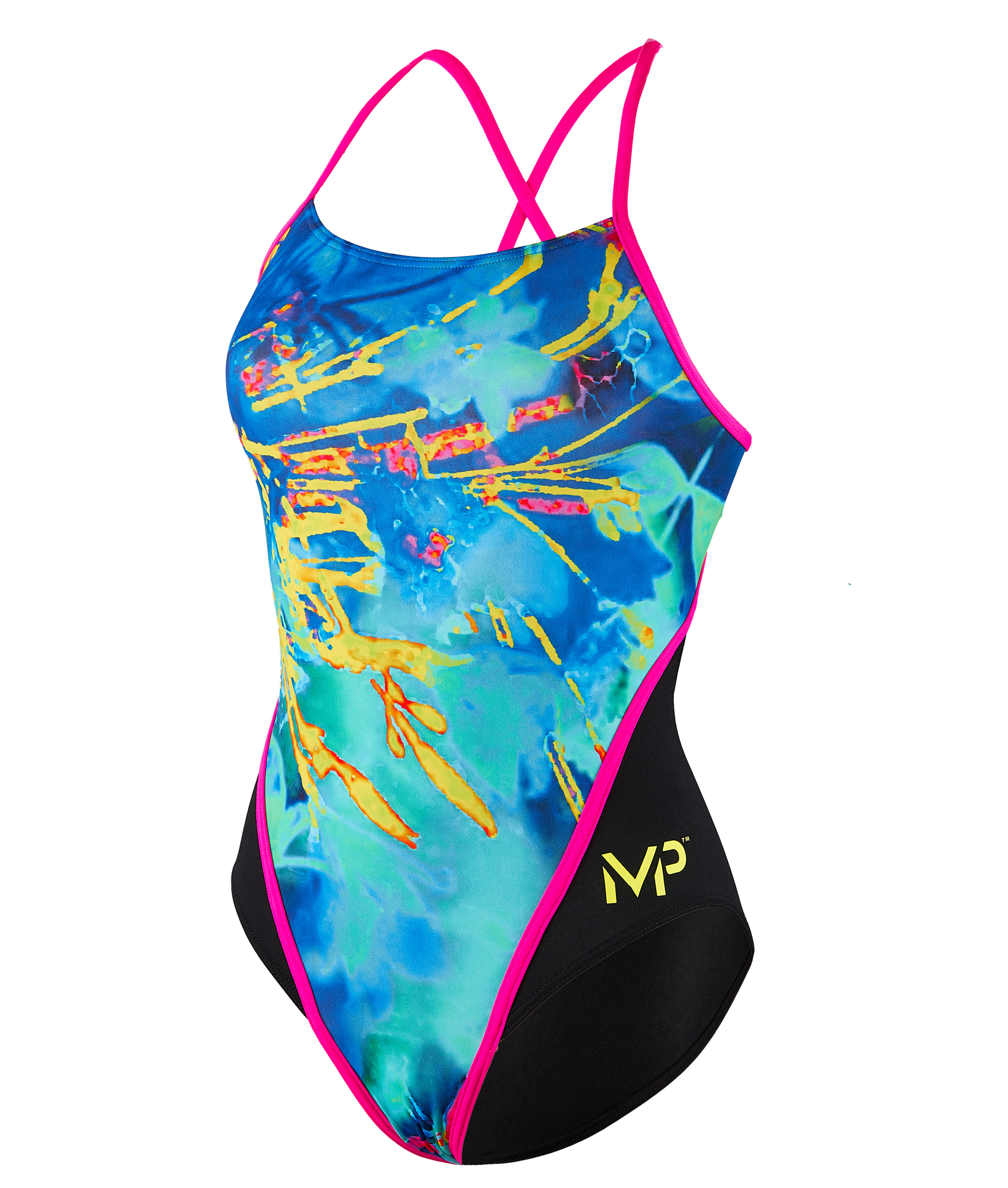 MP Womens Fusion Racerback Swimsuit