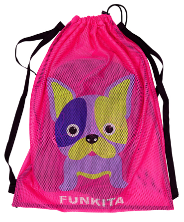 Funkita Pooch Party Mesh Gear Bag