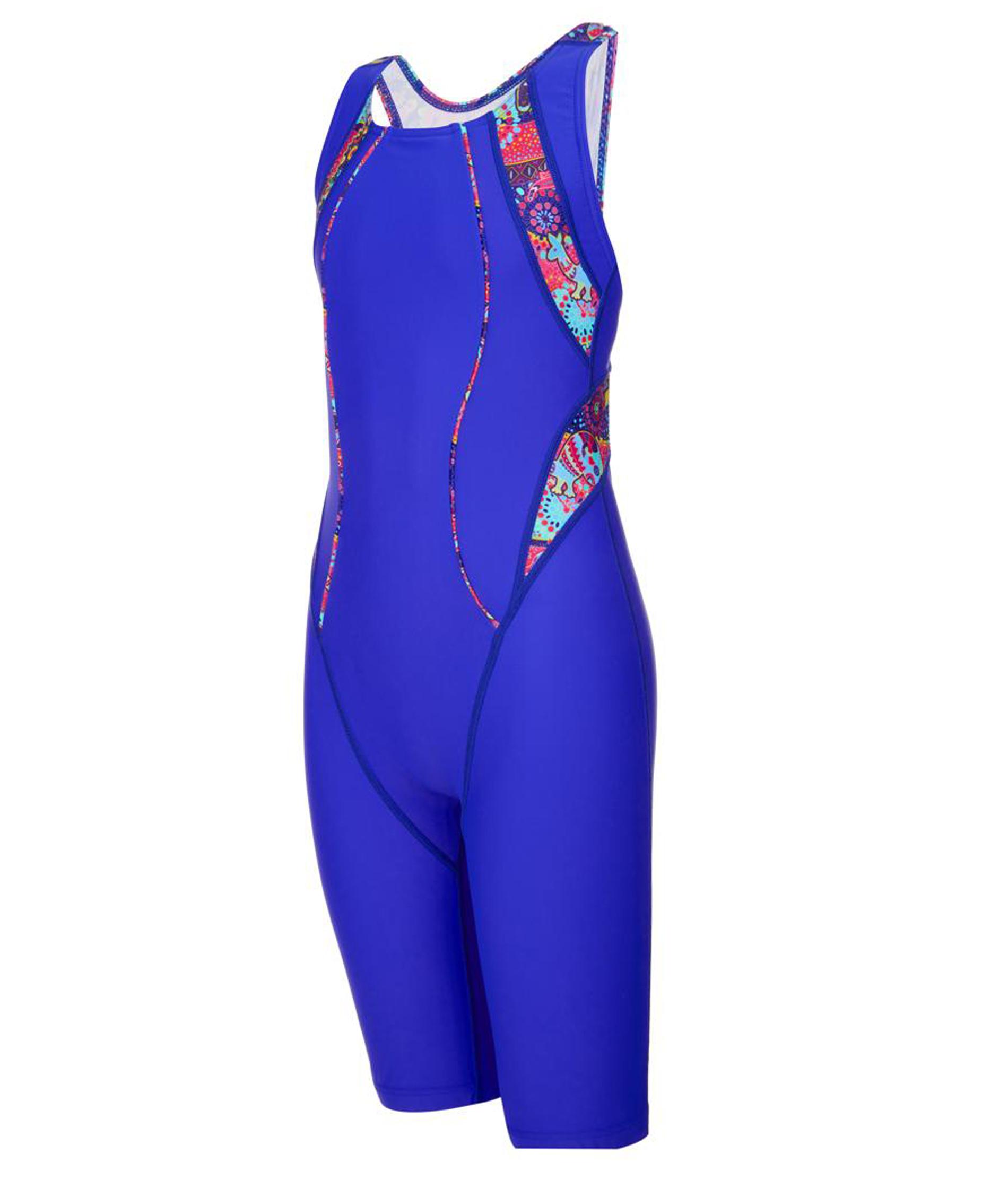 Maru Girls Shatter Ecotech Pannel Legsuit