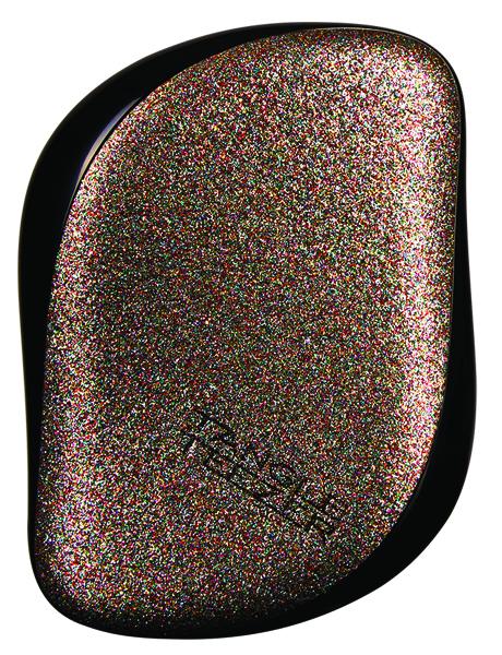 Tangle Teezer Glitter Gem Print Compact Style