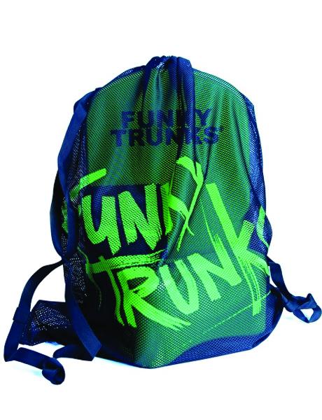 Funky Trunks Mesh Gear Bags