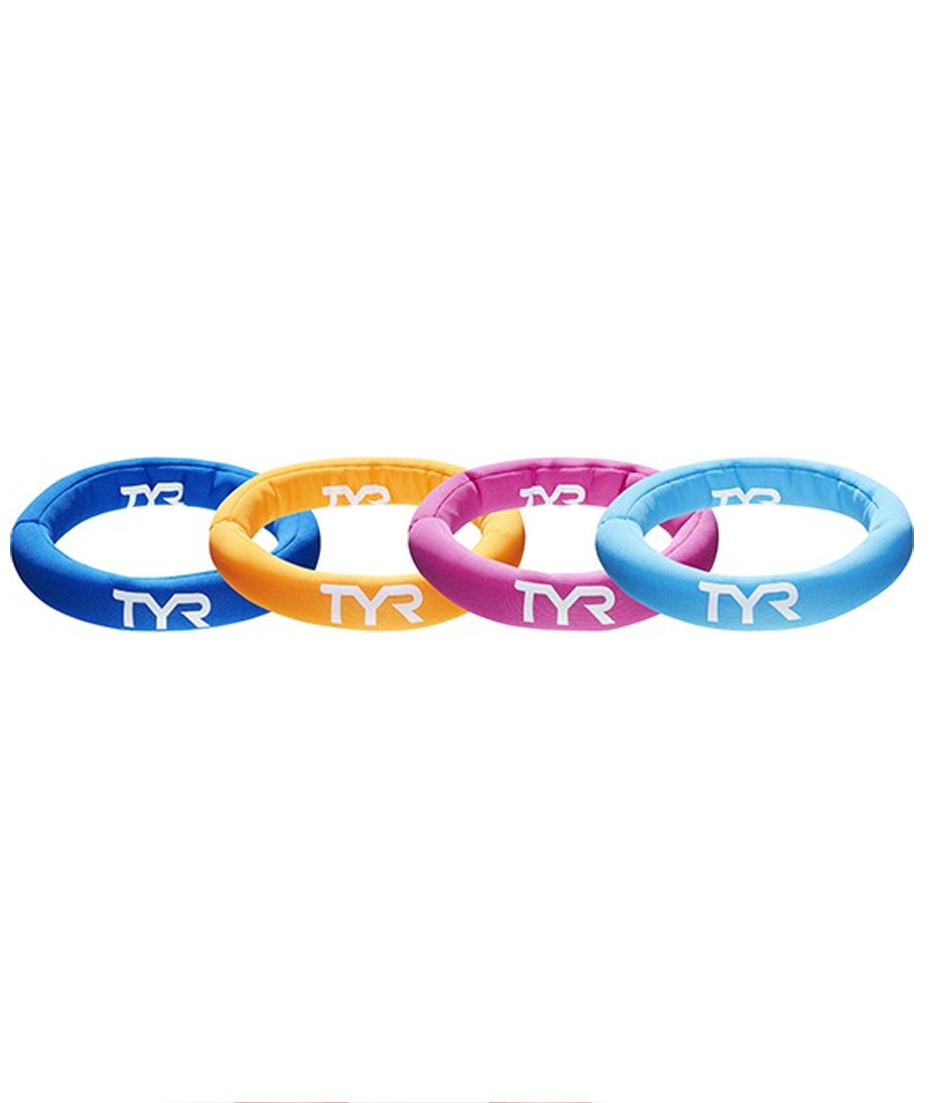 TYR Kids' Start to Swim Dive Rings