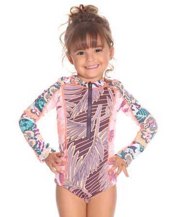 Maaji Girls Playa Chiquita One Piece Swimsuit