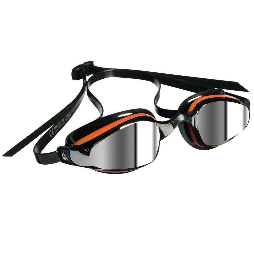 Aqua Sphere Michael Phelps K180 Plus Mirror Goggles