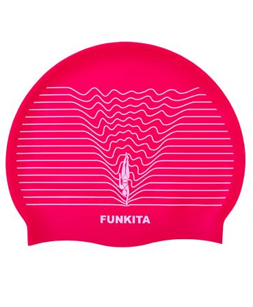 Funkita Swim Lines Swim Cap