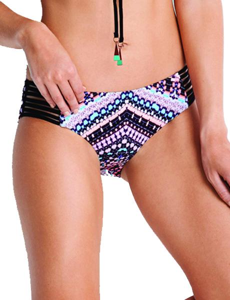 Seafolly Indian Summer Multi Strap Hipster Bikini Pant