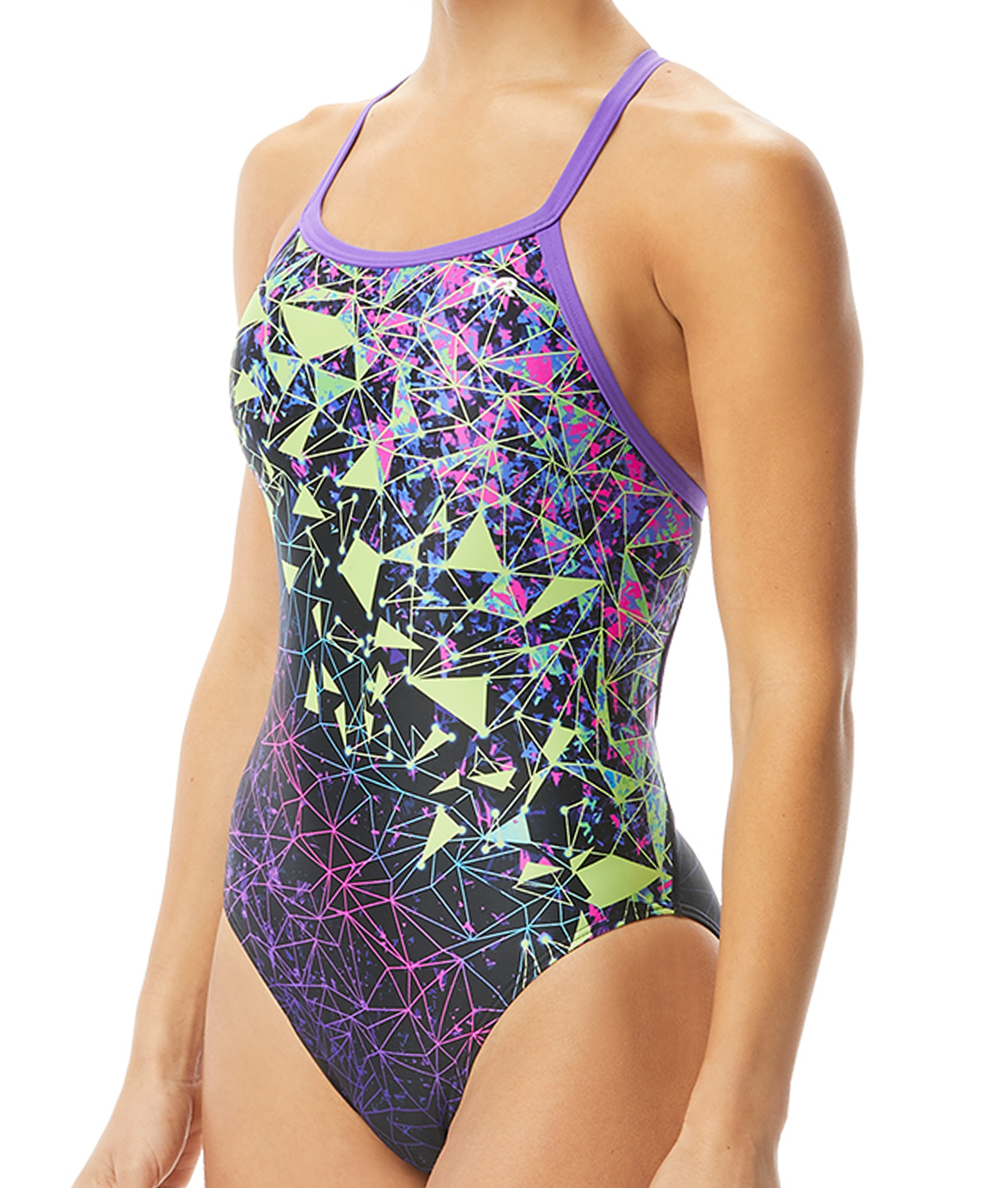 TYR Womens Orion Diamondfit Swimsuit
