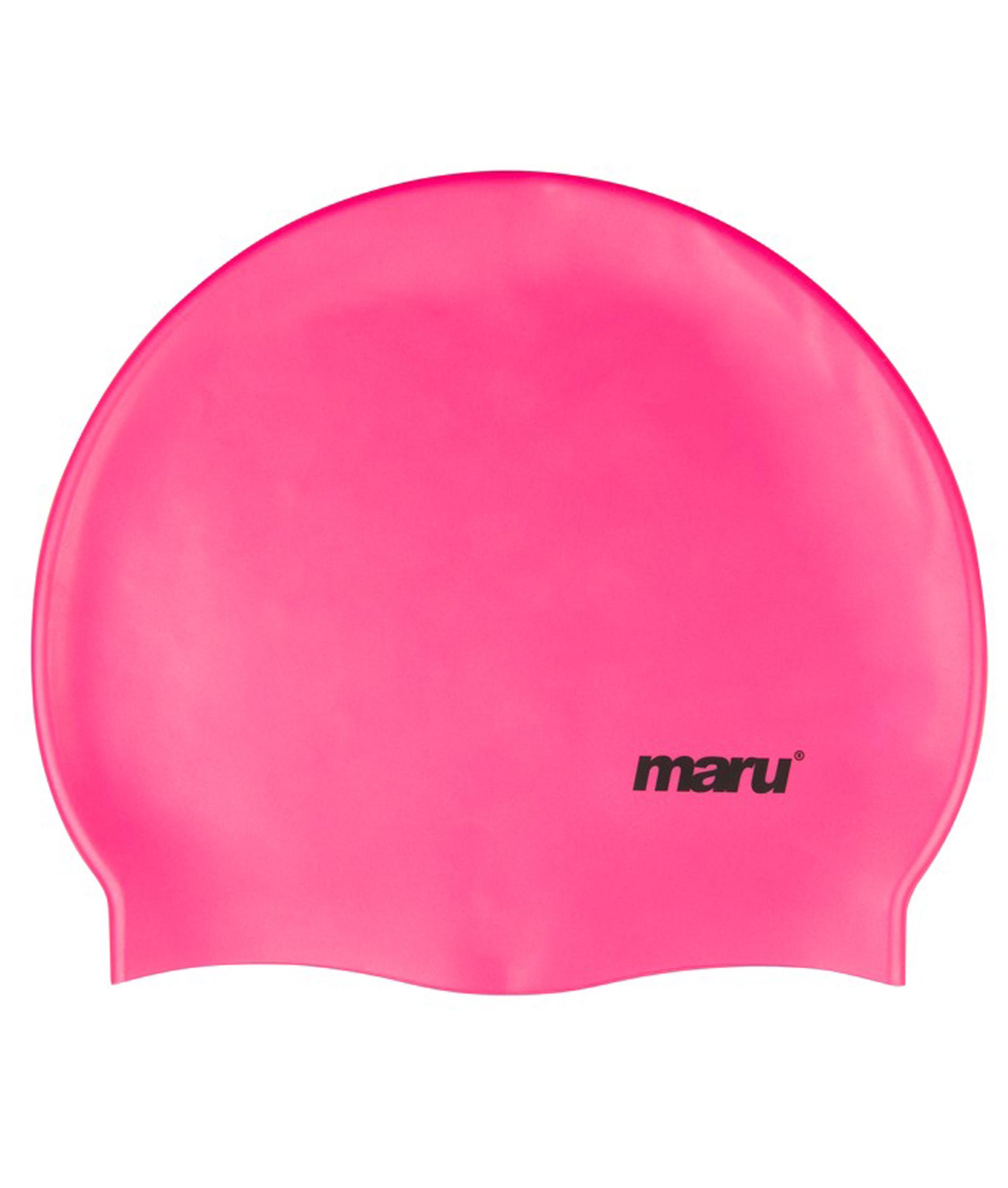 Maru Silicone Swim Cap - Pink