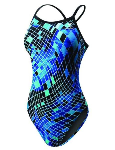 Tyr Ladies Disco Inferno Crossfit Swimsuit