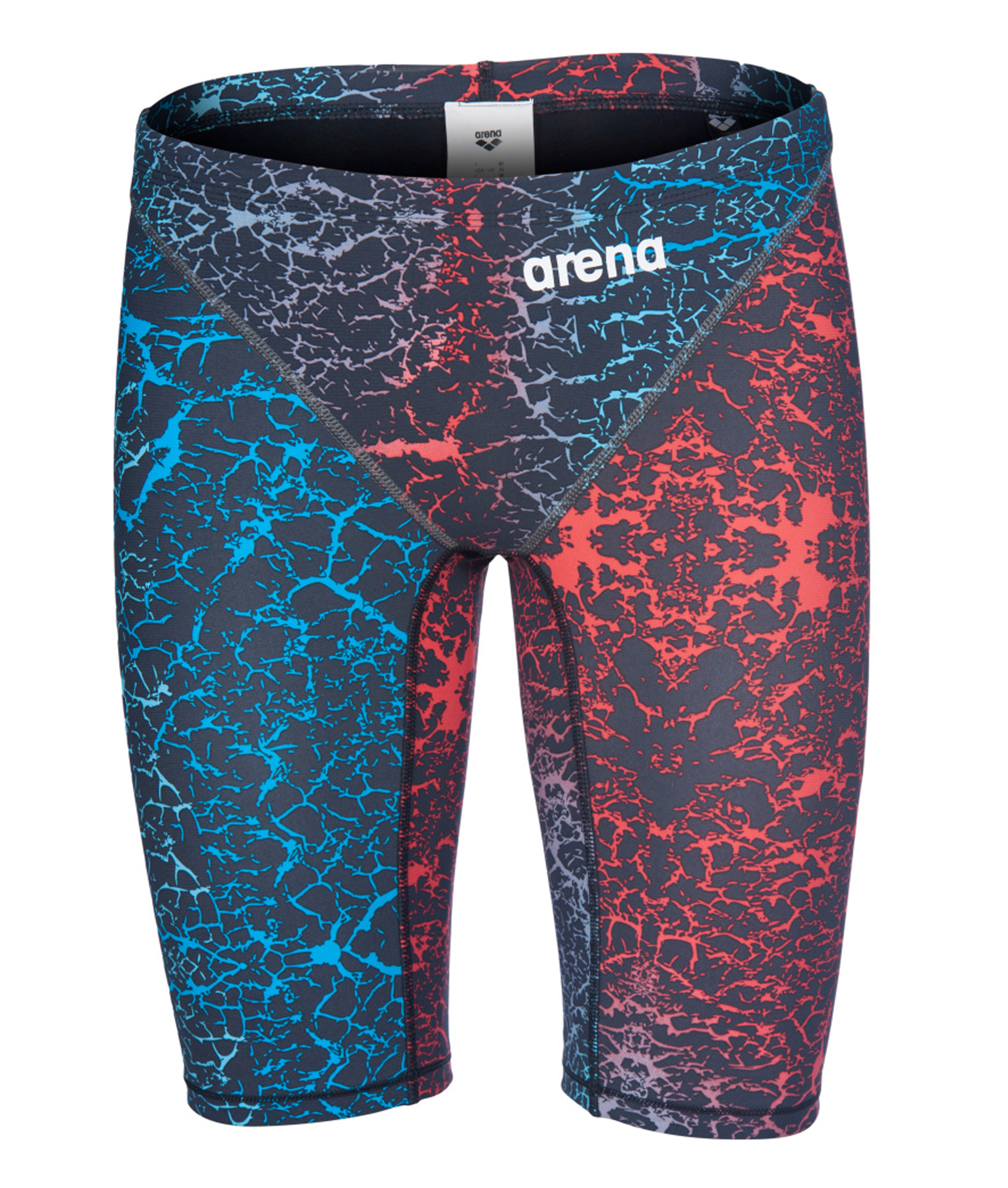 Arena Boys Powerskin ST2 Limited Edition Jammer - Blue/Red