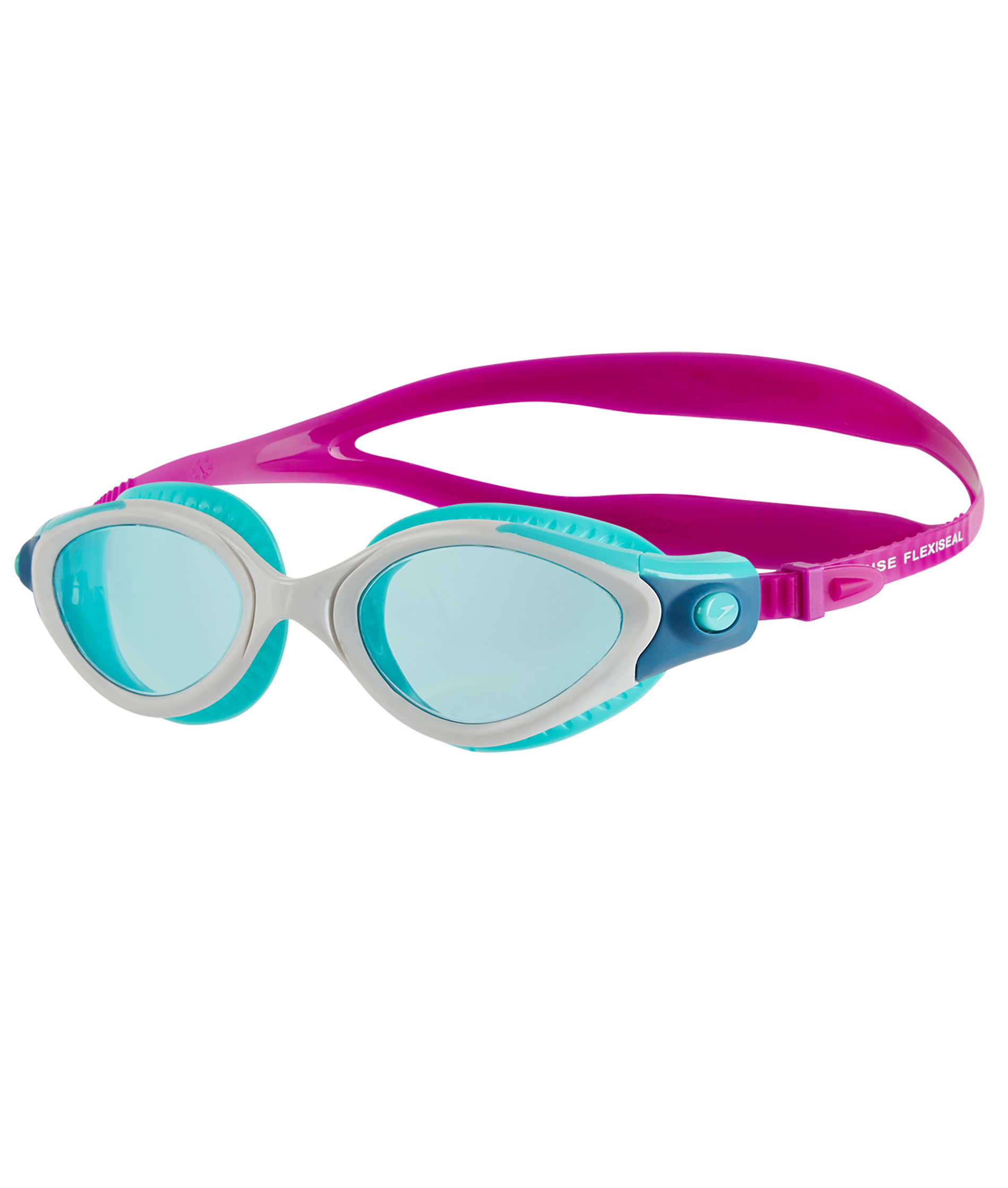 Speedo Futura Biofuse Flexiseal Female Goggle - Purple/Blue