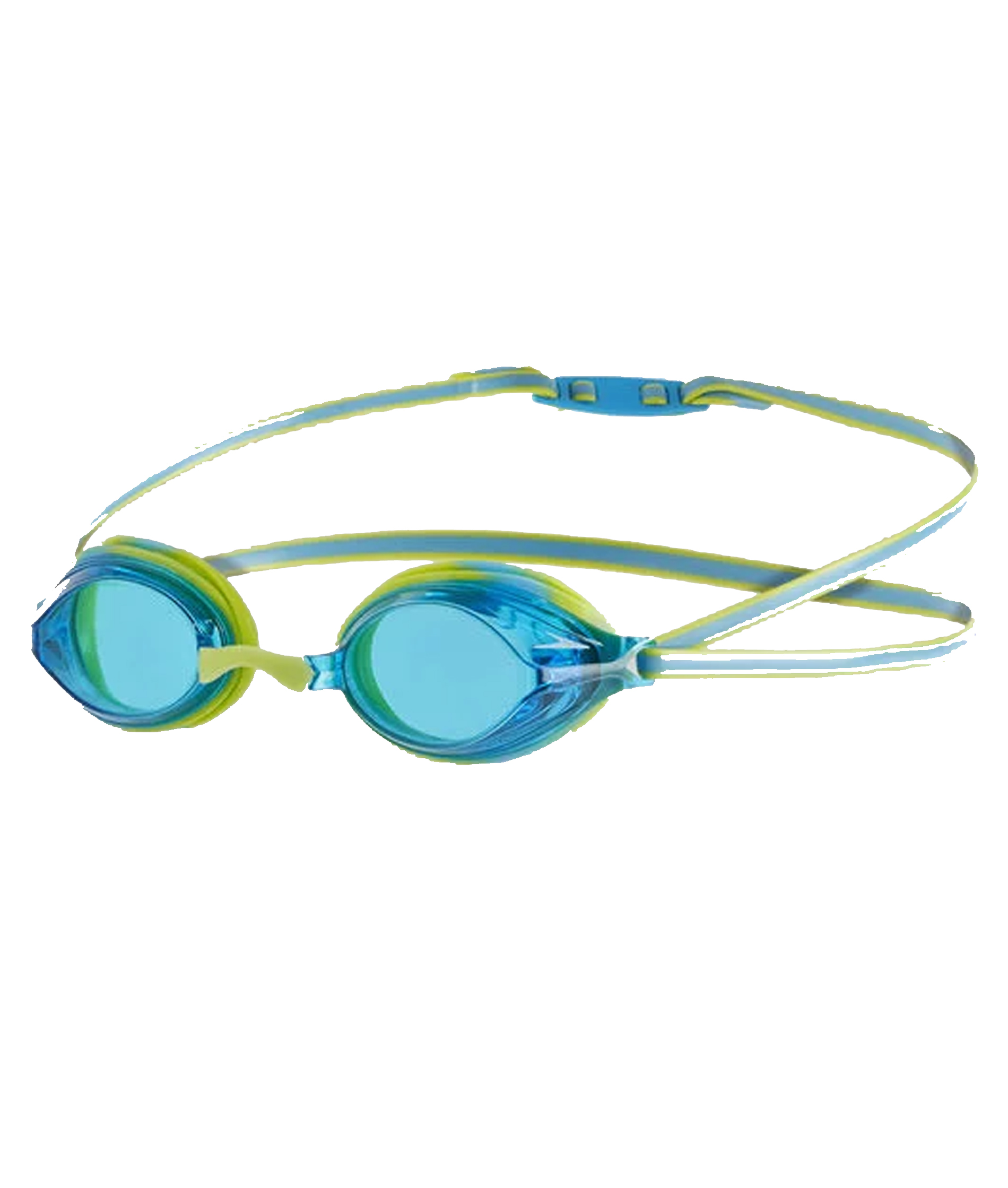 Speedo Junior Vengeance Goggle - Green/Blue