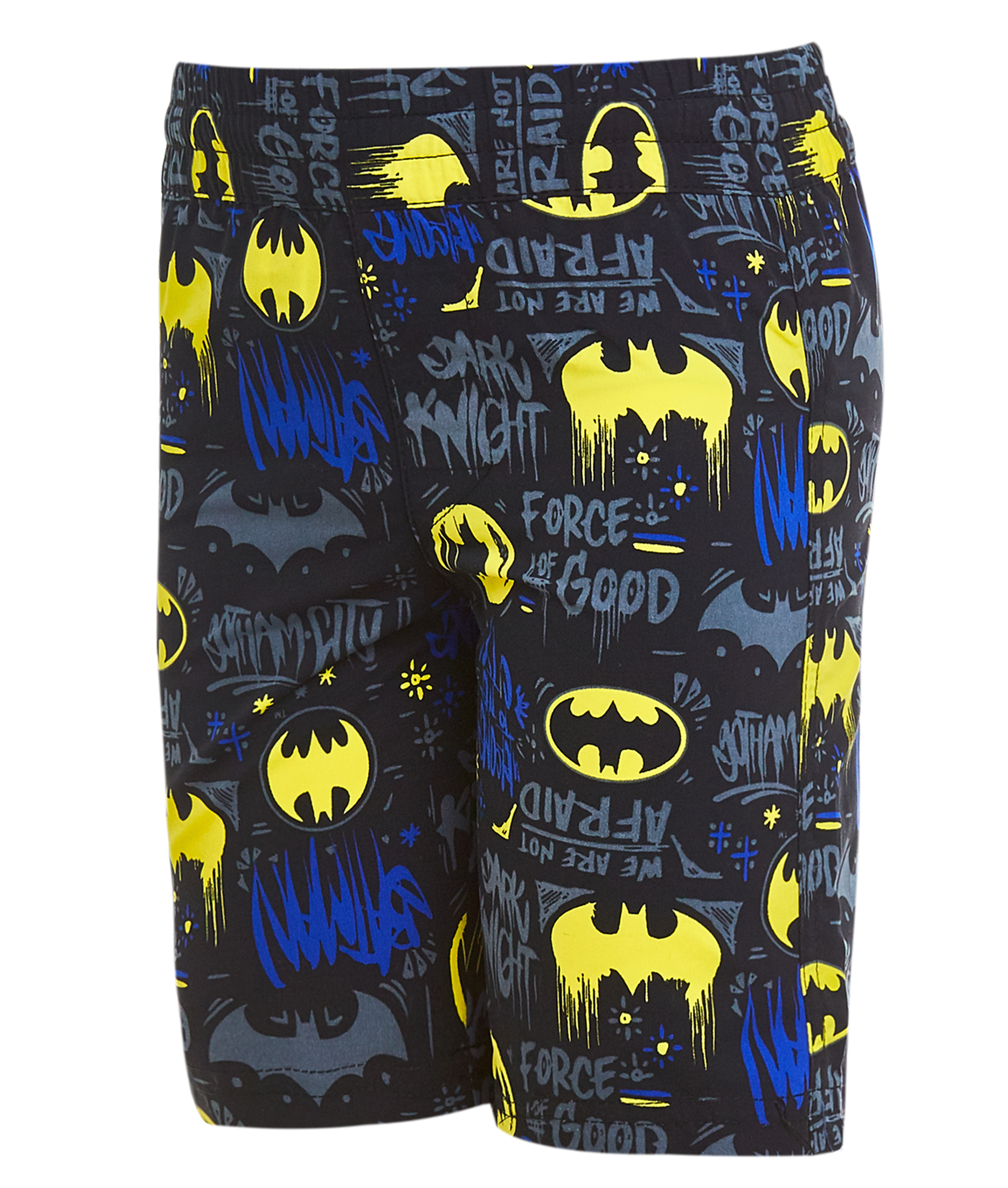 Zoggs Boys Batman Printed Watershorts