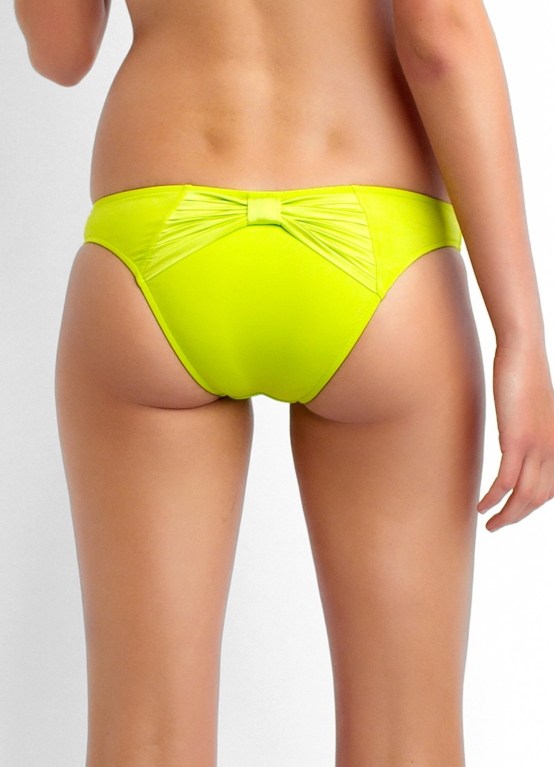 Seafolly Bow Back Brazillian Hipster