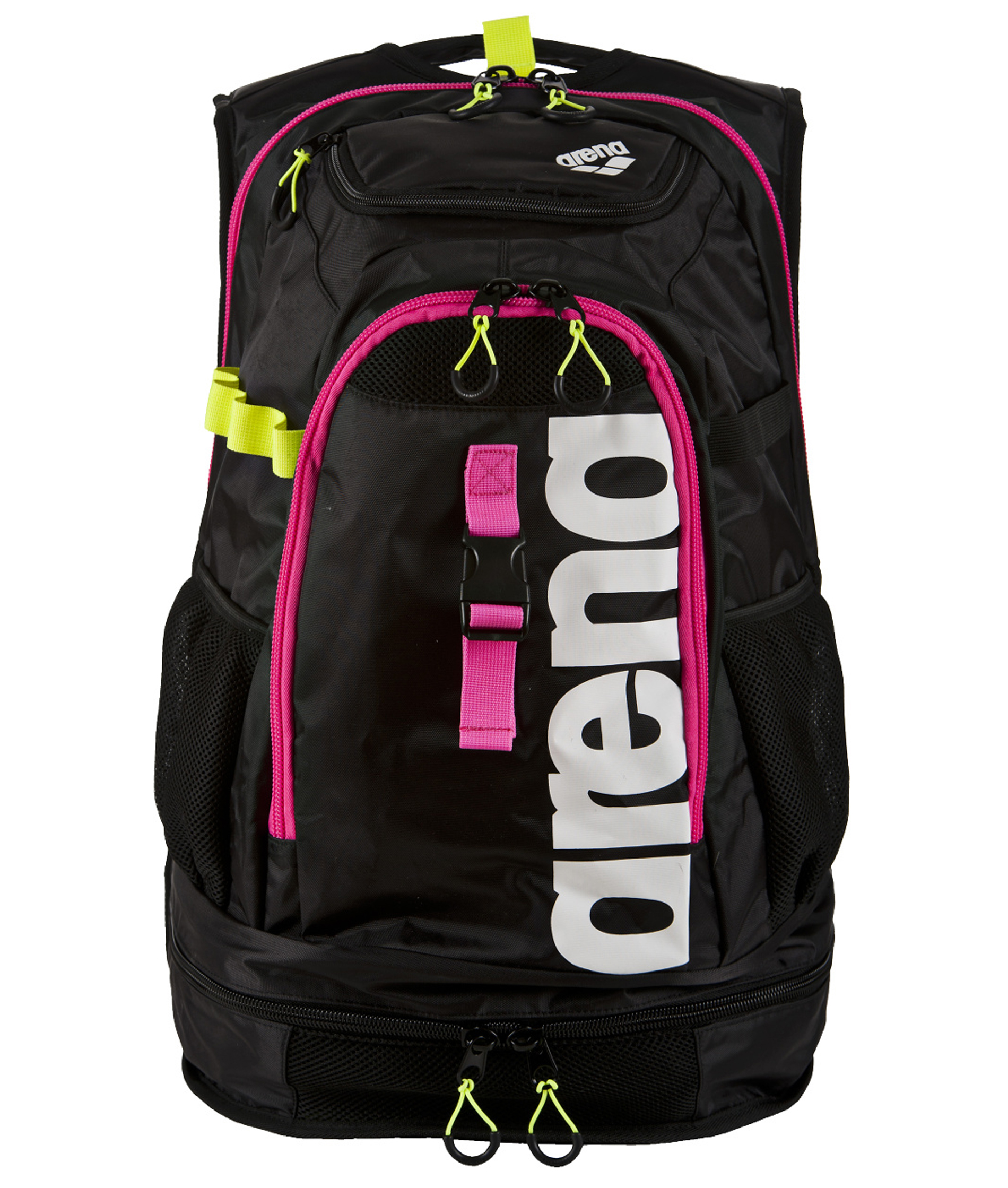 Arena Fastpack 2.1 Backpack - Black/Pink