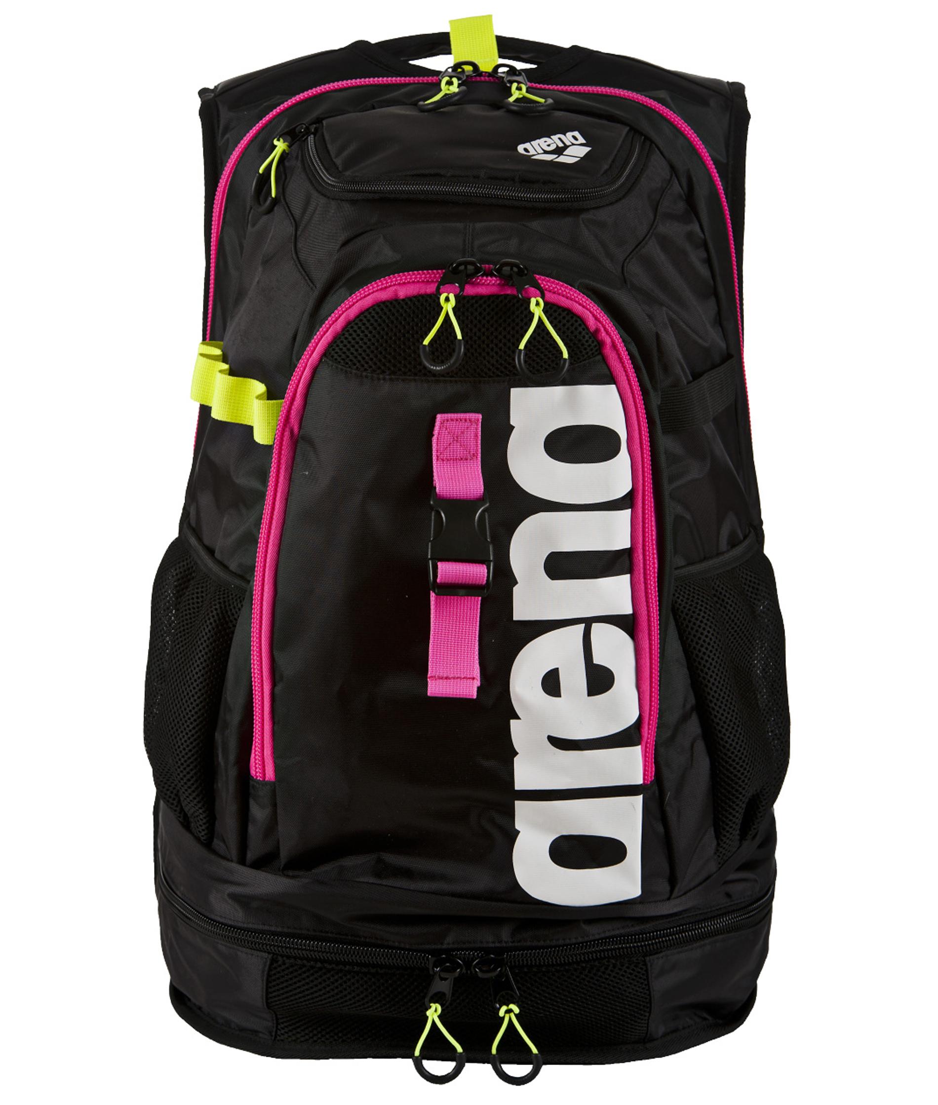 Arena Fastpack 2.1 Backpack - Black/Pink