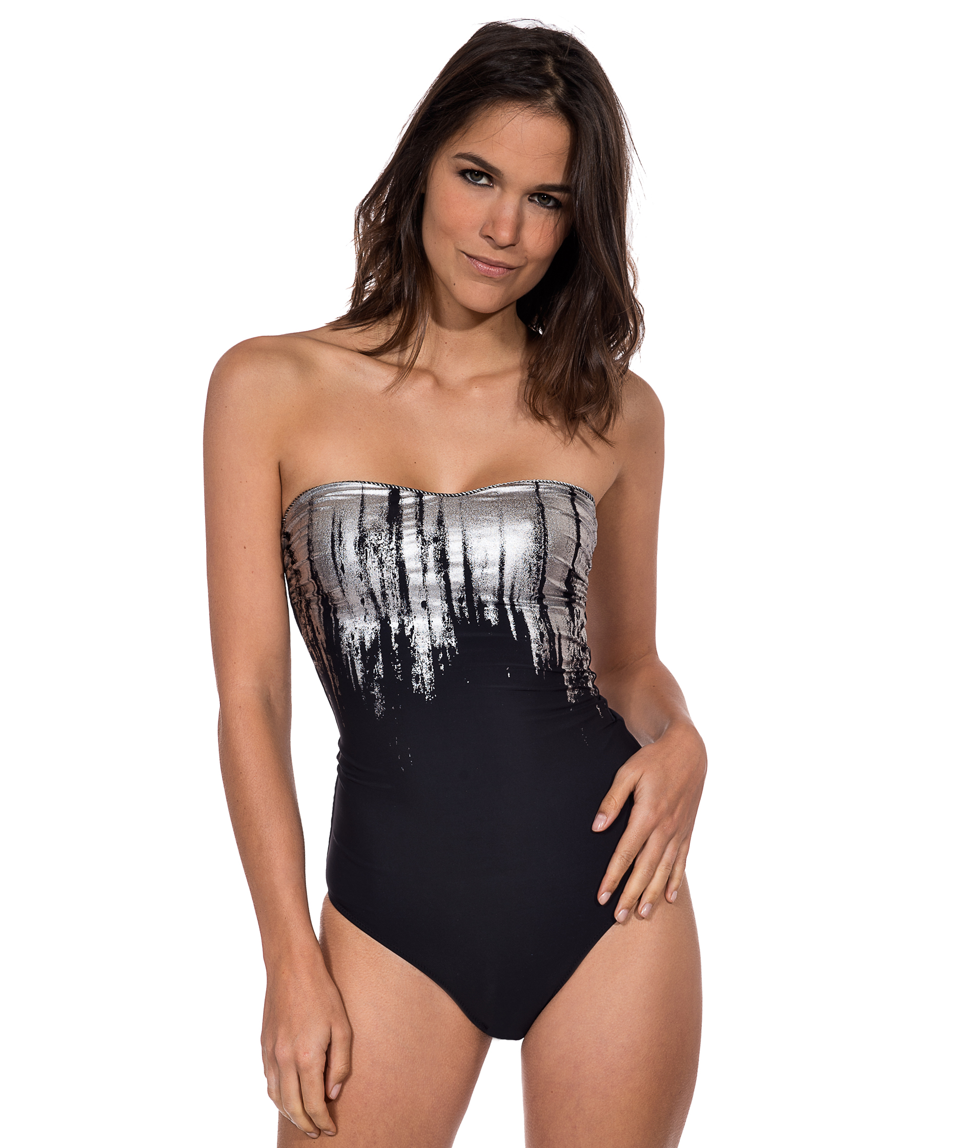 Val D'Azur Ladies Infi Body Honolulu One Piece