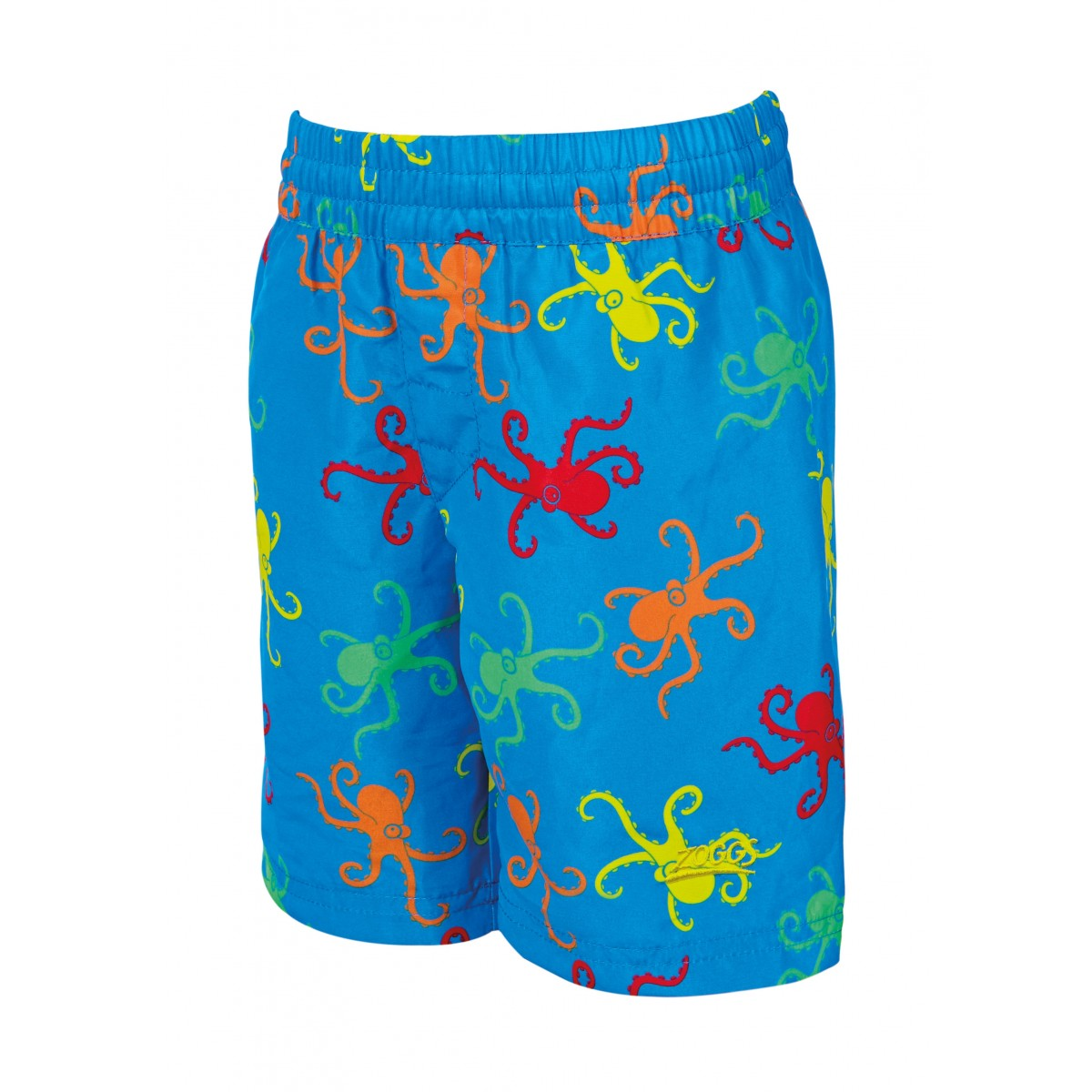 Zoggs Boys Octopus Fever Watershort - Blue