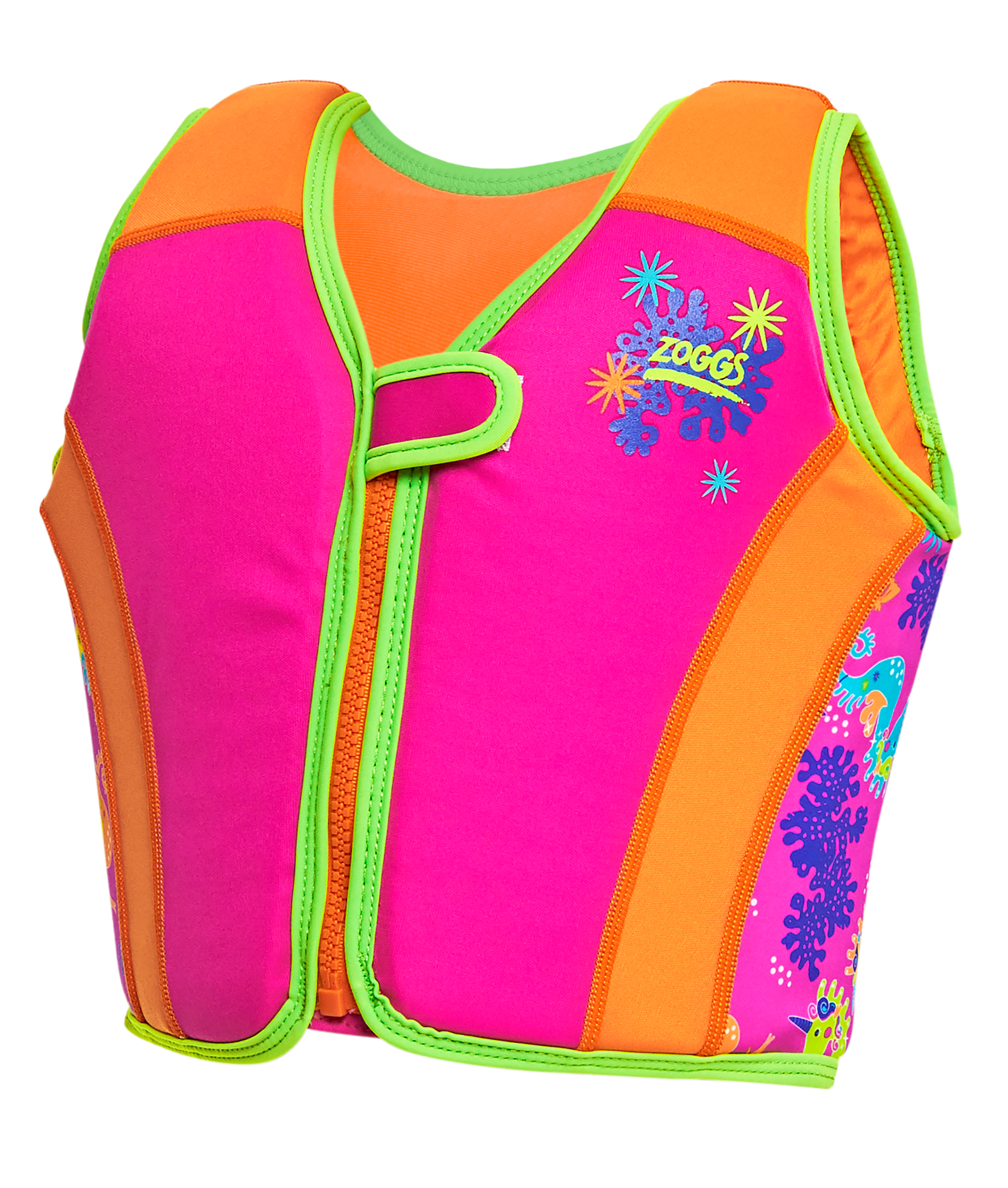 Zoggs Sea Unicorn Swim Jacket