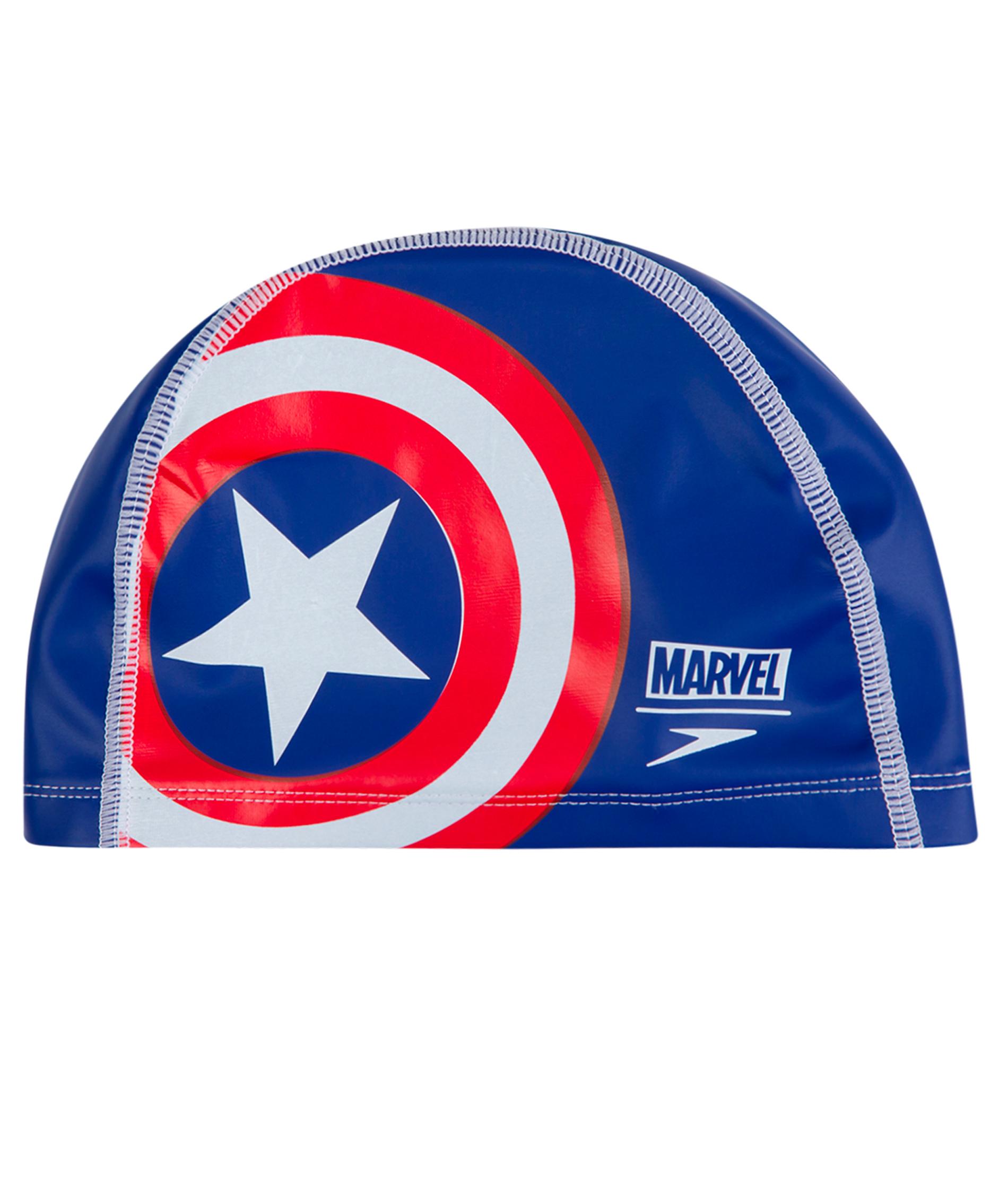 Speedo Marvel Captain America Printed Pace Cap