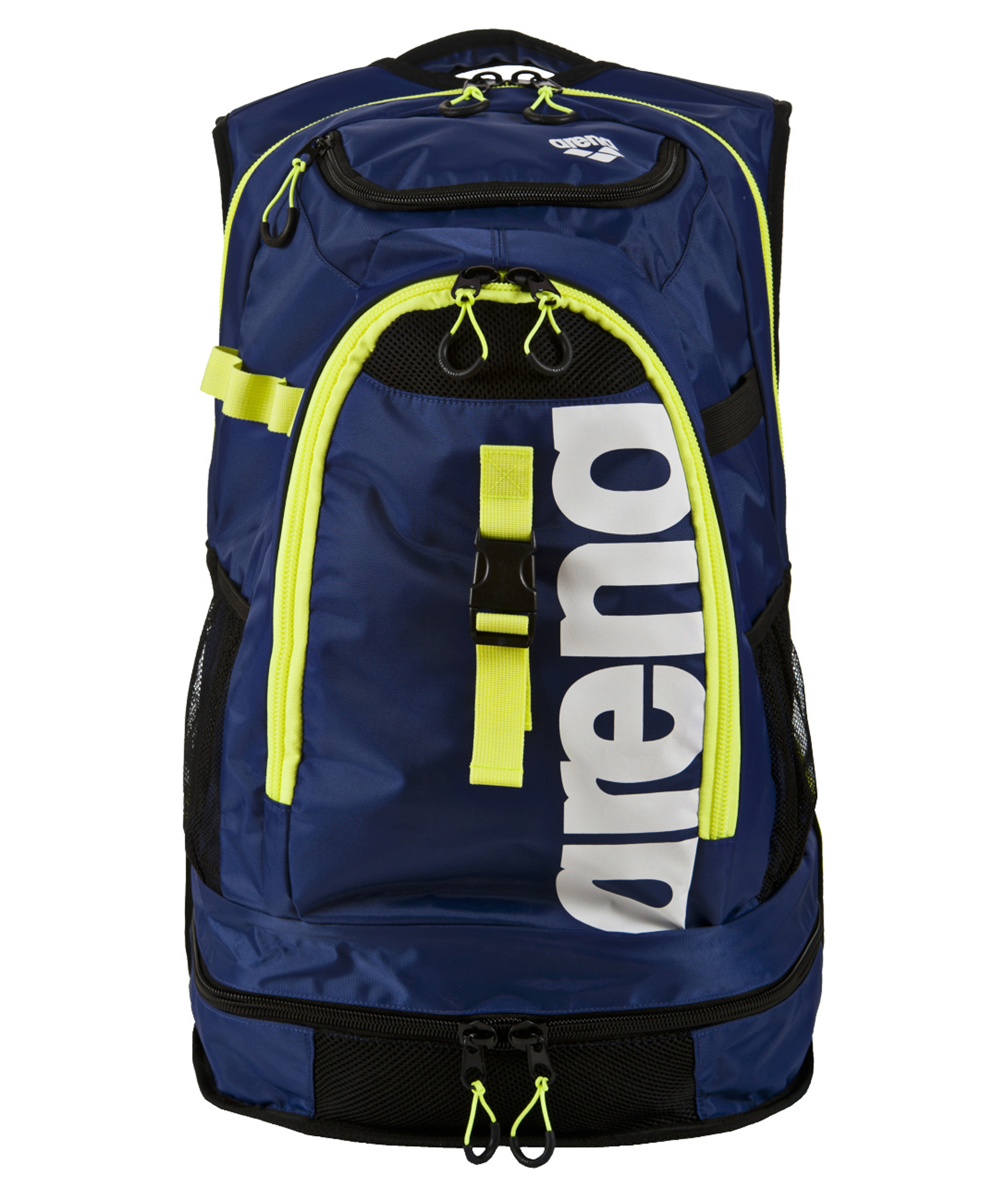 Arena Fastpack 2.1 Backpack - Royal Blue/Fluo Yellow