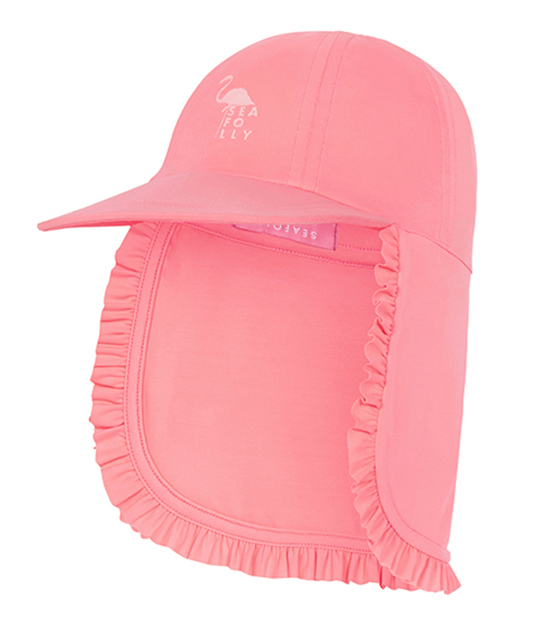 Seafolly Kids Girls Sweet Summer Beach Flyer Hat