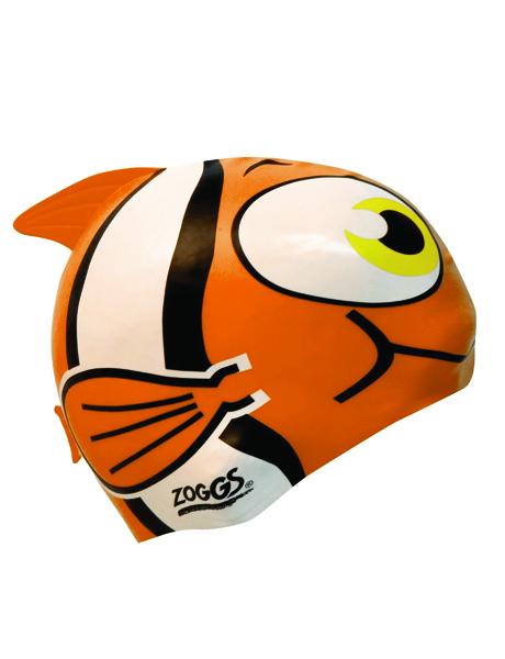Zoggs Junior Character Swimming Cap