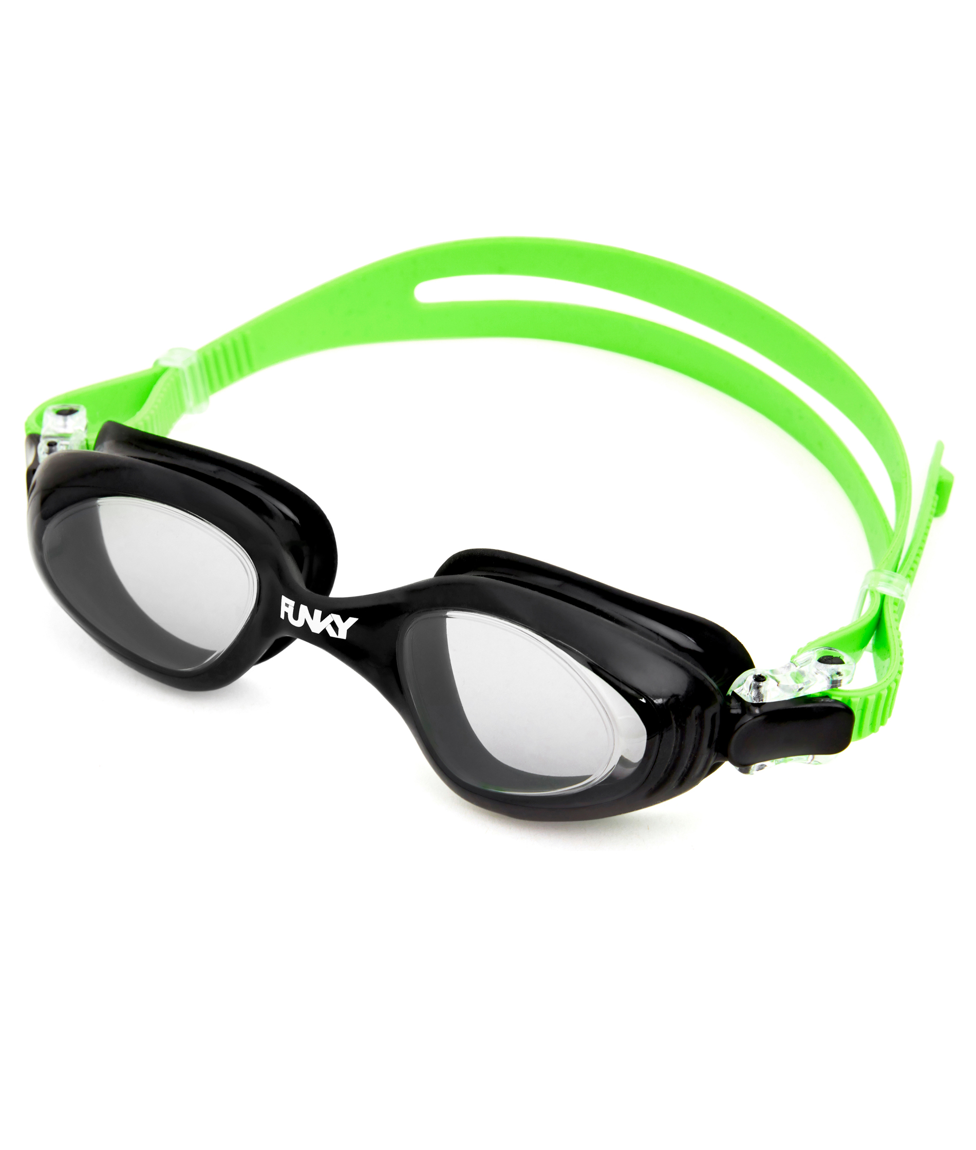Funky Mad Man Star Swimmer Goggles