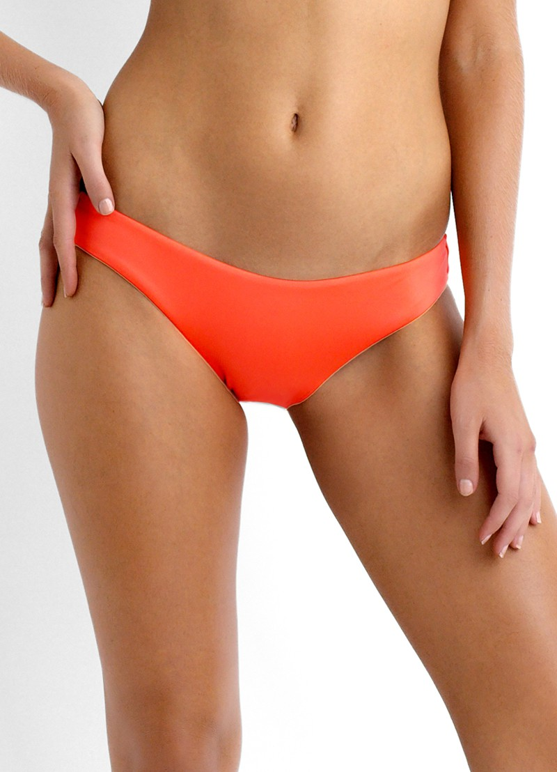 Seafolly Mini Hipster Nectarine