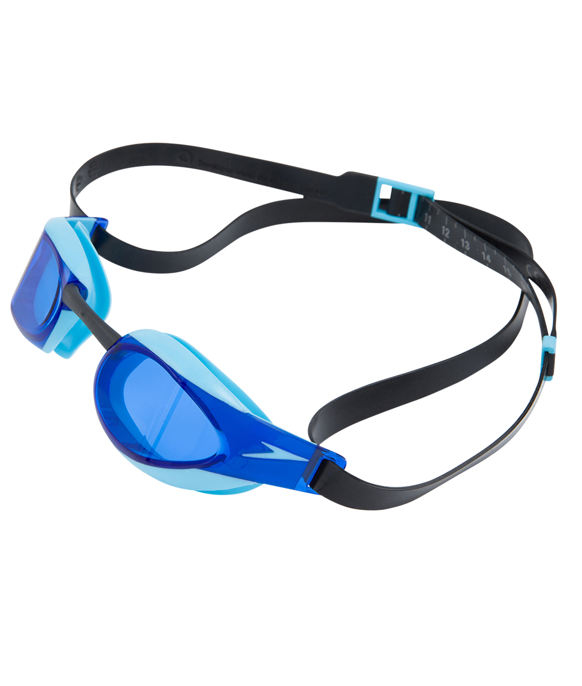 Speedo Fastskin Elite Goggle - Black/Blue