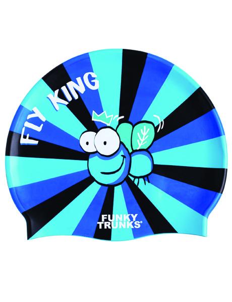Funky Trunks Fly King Swim Cap