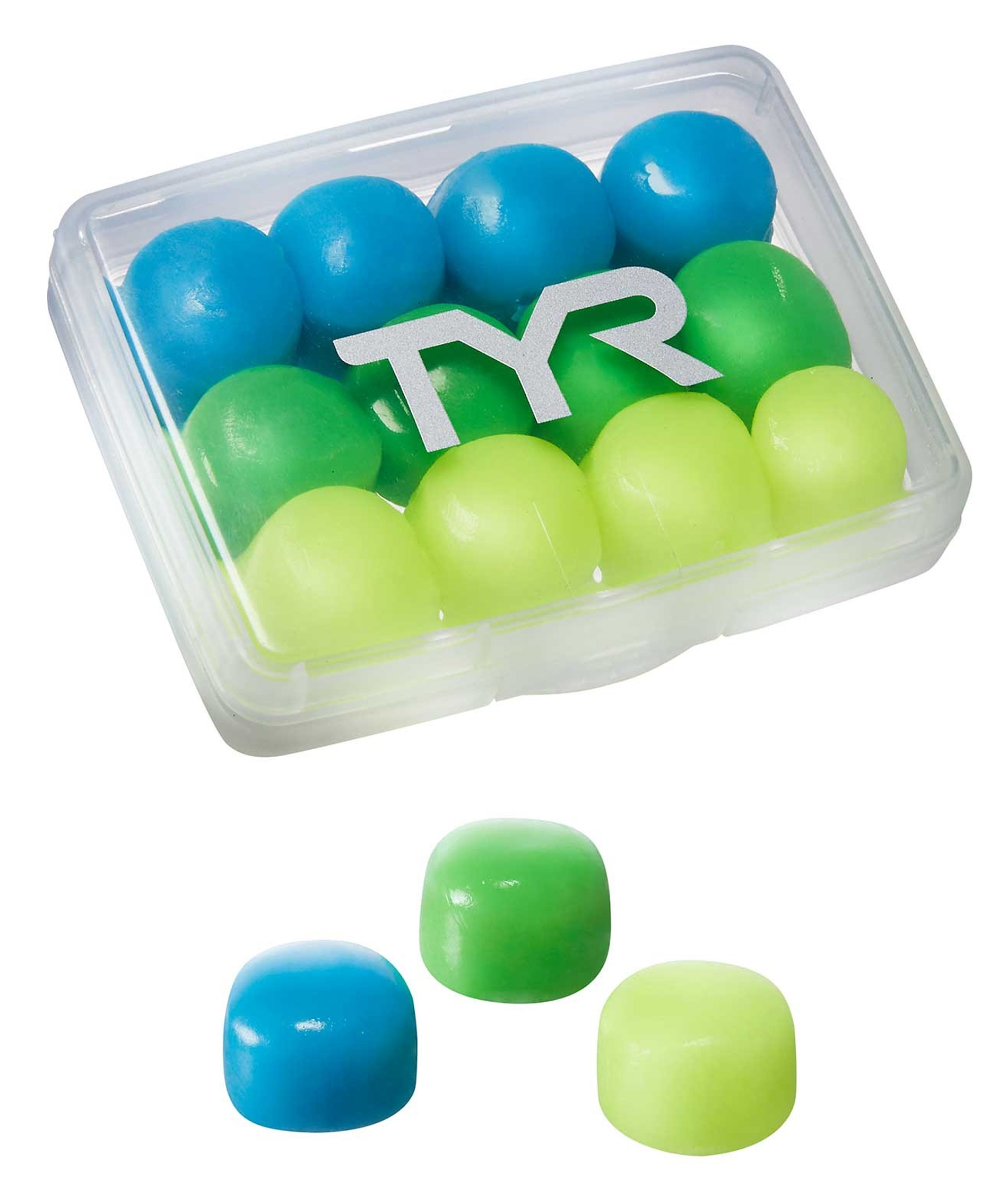 TYR Kids' Soft Silicone Ear Plugs