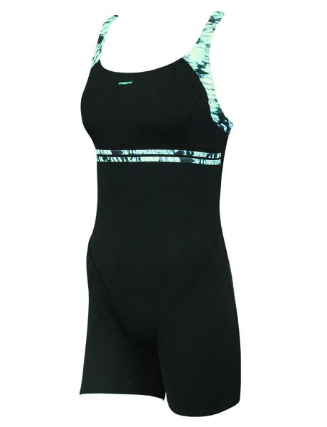 Maru Ladies Slick Pacer Shortie Legsuit