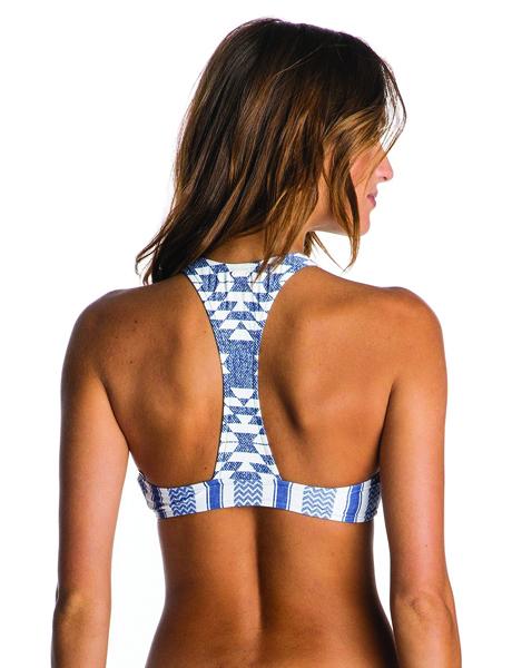 20ce129b0e8 Rip Curl Ladies Del Sol High Neck Bikini Top | Dolphin Swimware