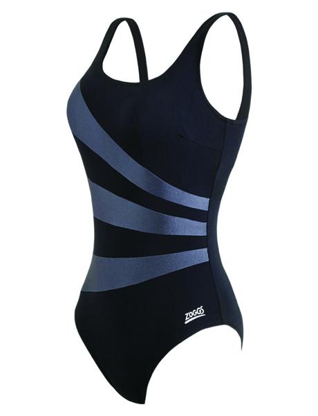 Zoggs Sandon Scoopback Swimsuit