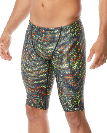 TYR Mens Atomic Allover Training Jammer (32-36)