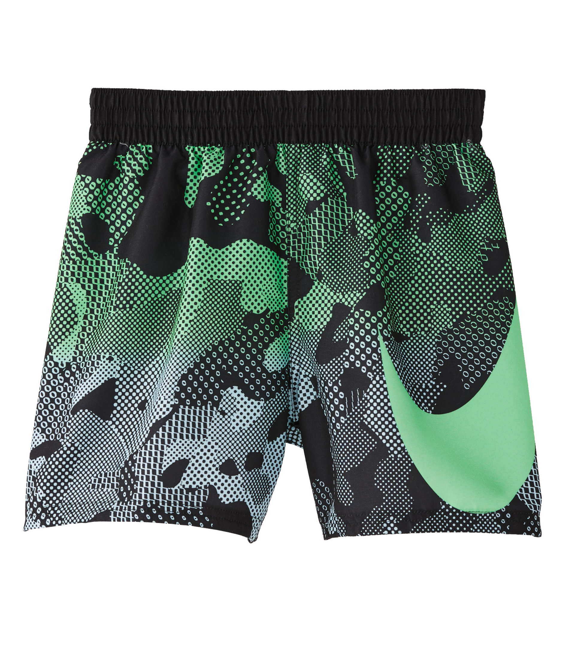 Nike Swim Boys 4 Volley Short - Electro Green