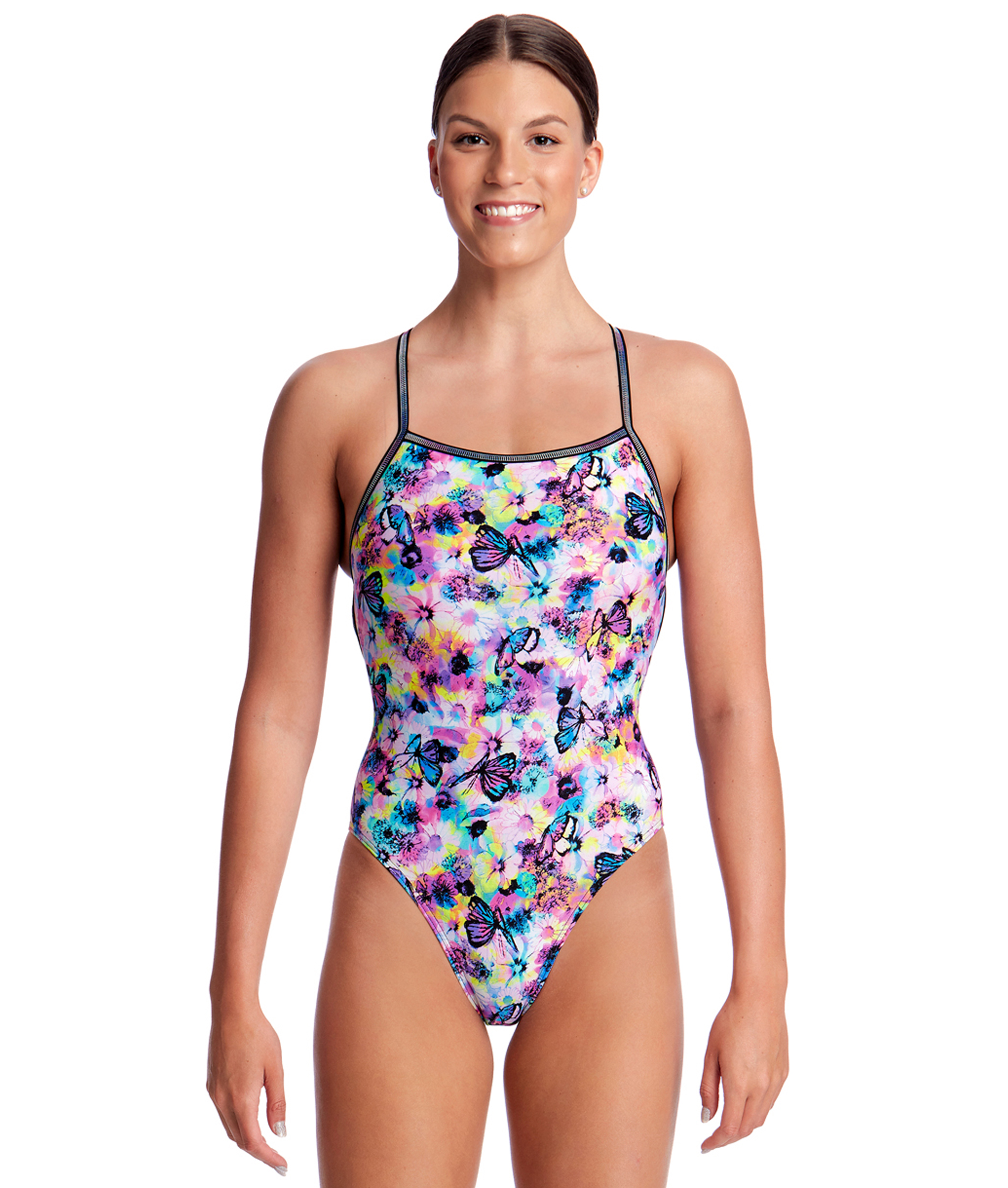 Funkita Ladies Water Garden Strapped In One Piece