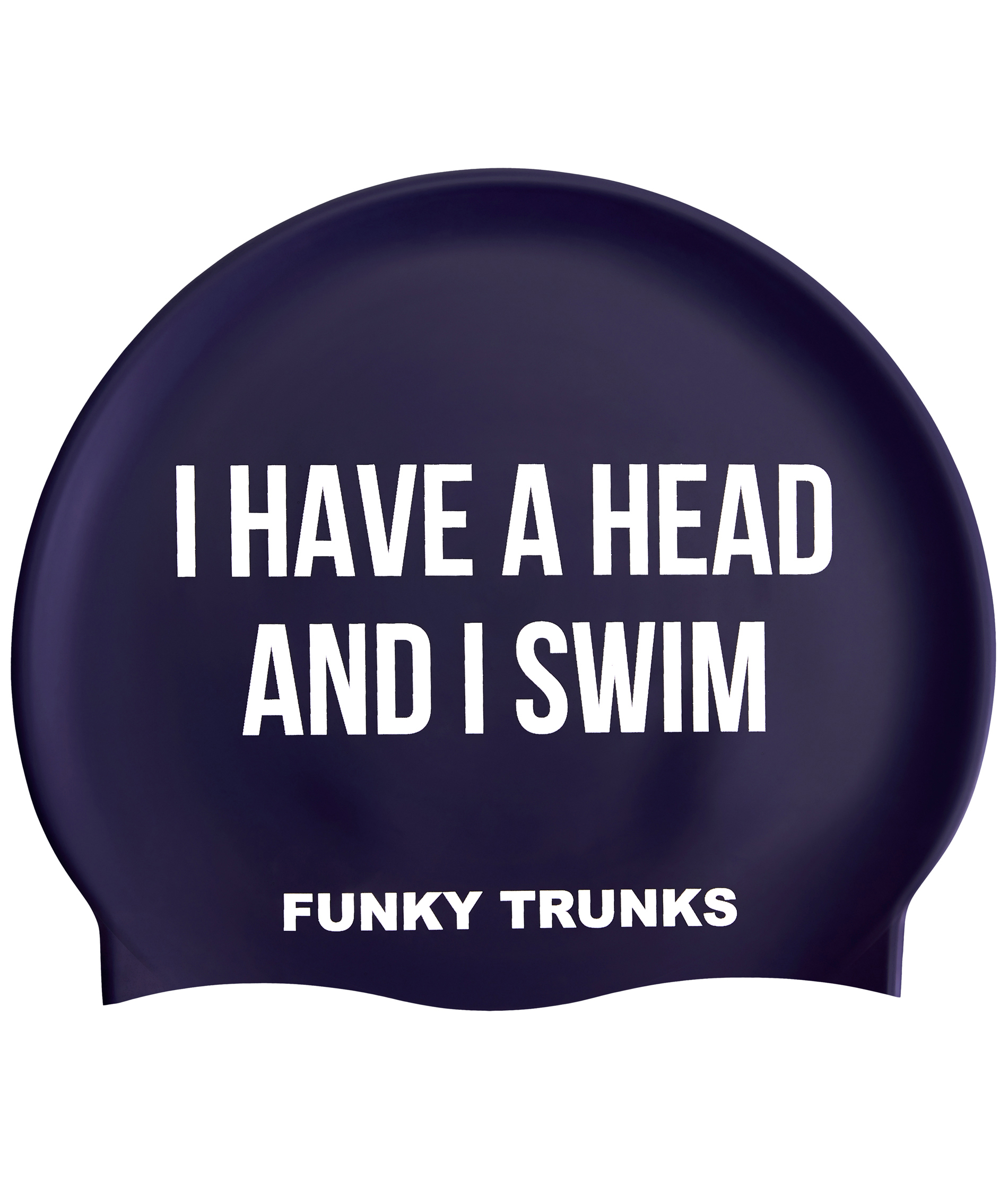 Funky Trunks Get A Head Swim Cap