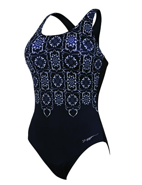Zoggs Ladies Sacred Craft Scoopback Swimsuit