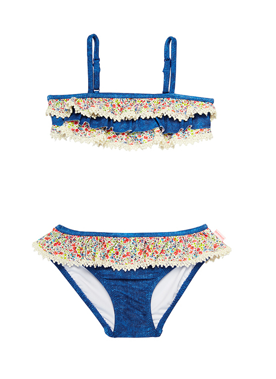 Seafolly Kids Mini tube Bikini