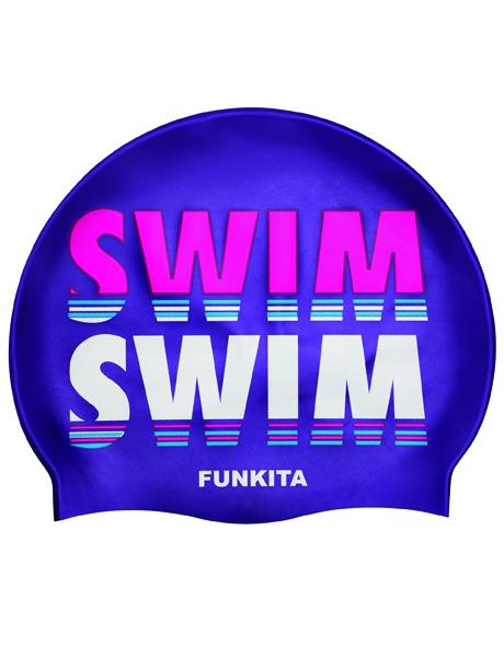 Funkita Still Swimming Swim Cap