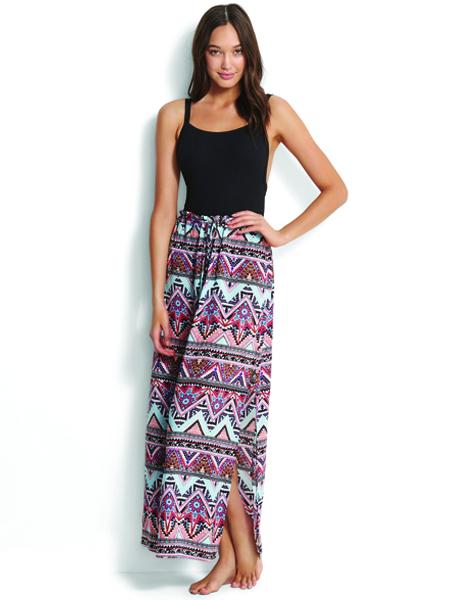 Seafolly Sahara Nights Maxi Skirt