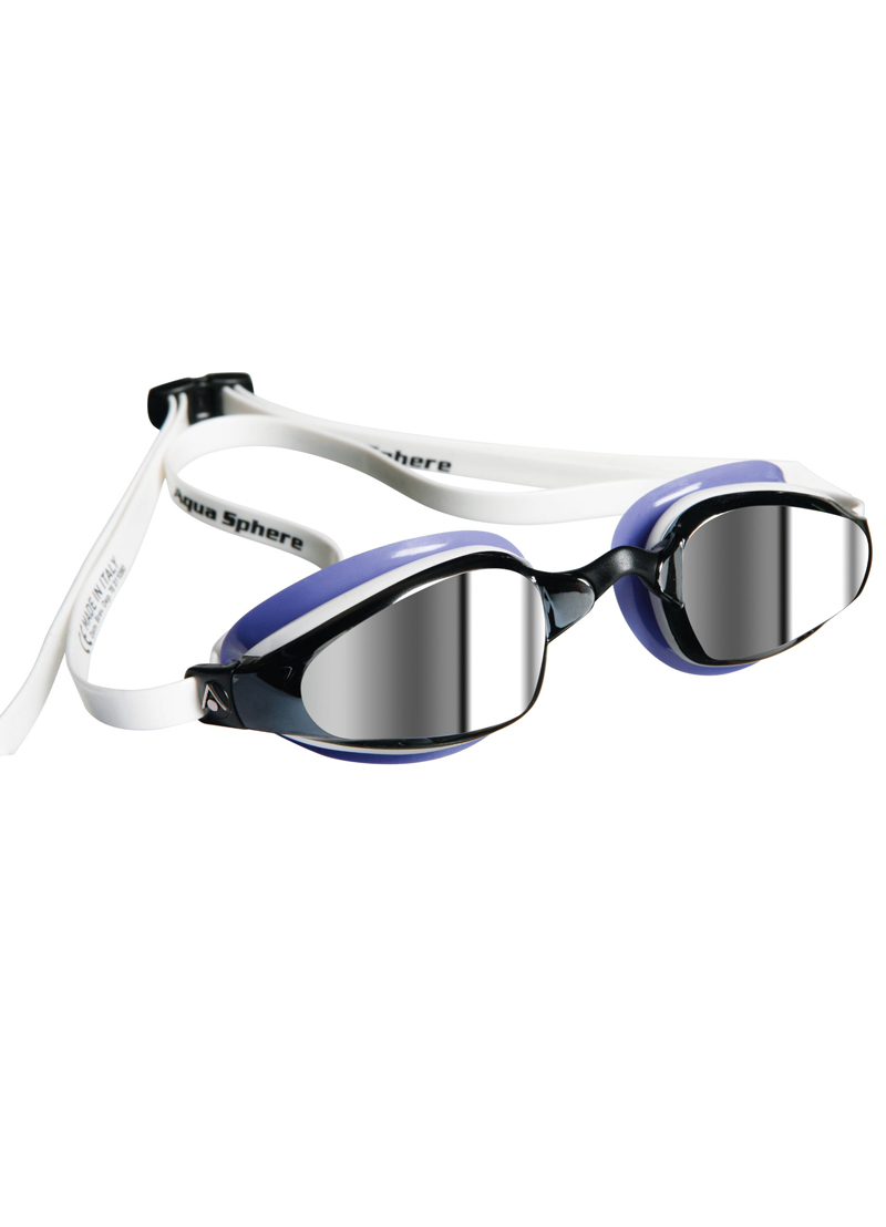 Michael Phelps K180 Ladies Goggles - Lavender/White